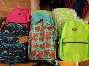 Fuego Backpacks 8.13.18