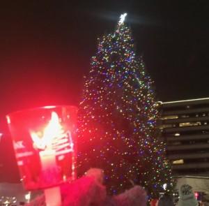 Giving Tree Lighting