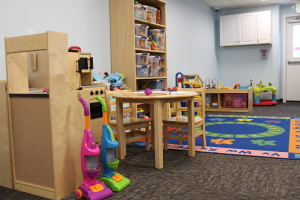 WCA on-site licensed childcare