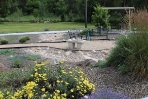 shelter campus serenity garden sm