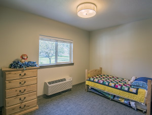 LH Transitional Shelter Room WCA